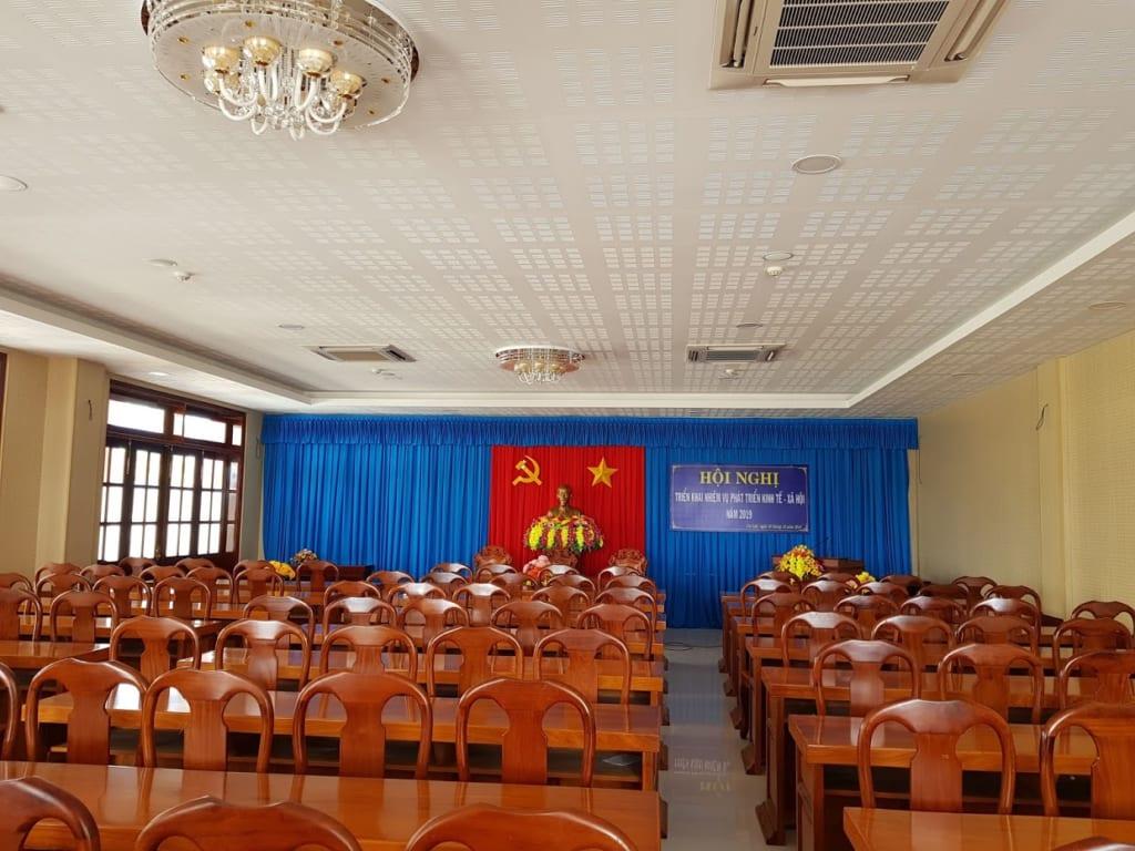 tiêu âm hội trường Tiền Giang
