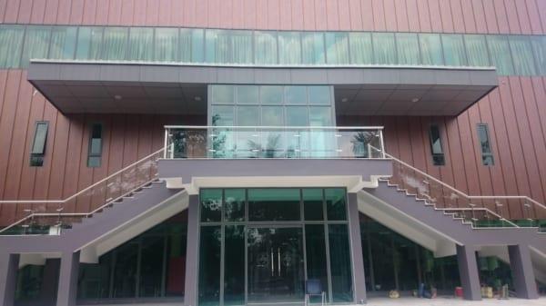 Tiêu âm hội trường tại trường quốc tế Hàn Quốc Quận 7